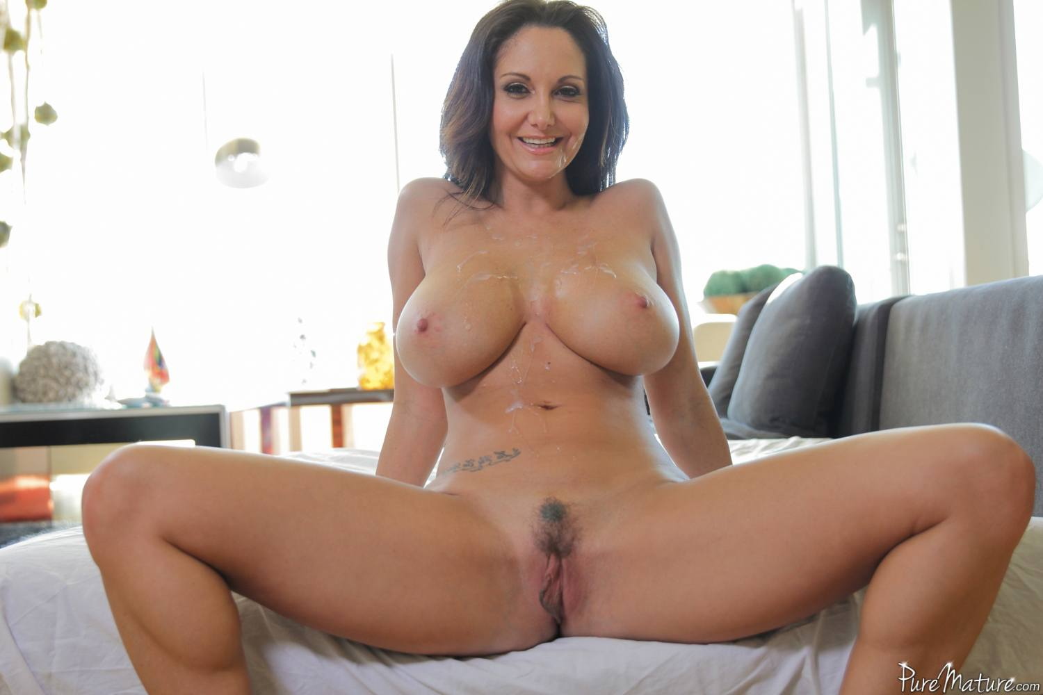 Ava addams shows big tits and gets her ass hammered