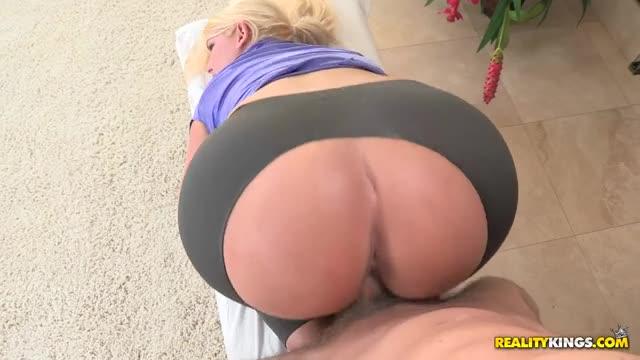 Leggings assjob porn pics